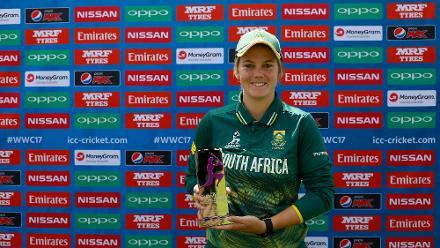 ICC Women's World Cup Match 22 - Sri Lanka v South Africa, Taunton
