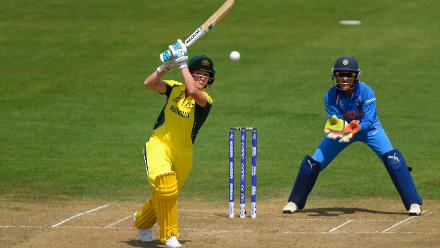 Beth Mooney(45) and Nicole Bolton (38) provided Australia with an impressive start stitching a fine 62-run partnership for the opening wicket
