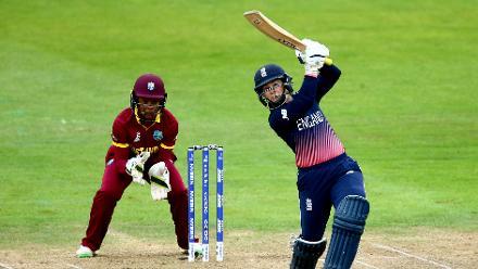 ICC Women's World Cup Match 26 - England v West Indies, Bristol