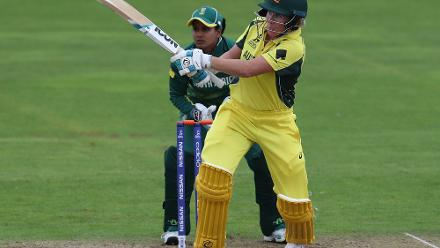 Beth Mooney scored a fluent 53 and forged a dominating 114-run stand with Nicole Bolton for the opening wicket.