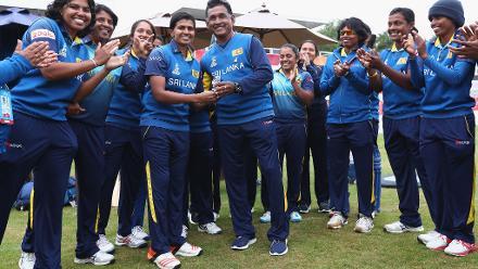 ICC Women's World Cup Match 28 - Sri Lanka v Pakistan, Leicester