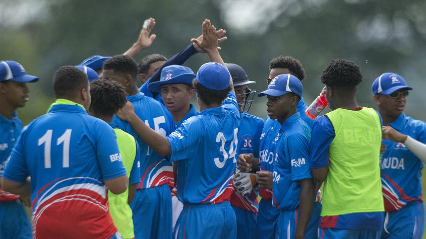 The defeat leaves Bermuda, which hasn't qualified for the ICC U19 World Cup since 2008, bottom of the table.