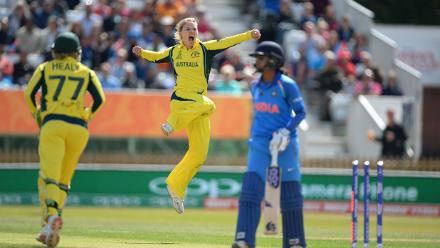 ICC Women's World Cup SF2: Australia v India, Derby