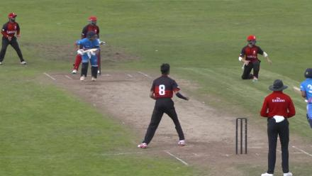 ICC U-19 World Cup Qualifiers- Canada v Bermuda