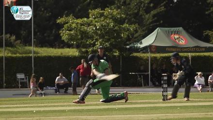 ICC U19 CWC 2018, Europe Q, Day 3 - Ireland v Scotland Highlights