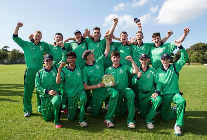 Ireland Cricket Team Teams Background 3