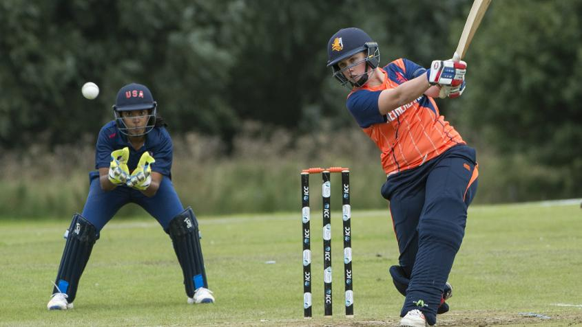 2018 T20 Women's World Cup - Europe-Americas Qualifier Day 6