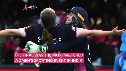 Reflecting on the summer of women's cricket