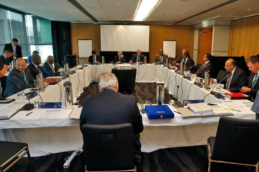 ICC Board meeting – Auckland