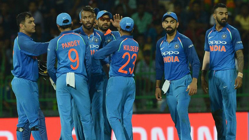 India can overtake South Africa if they win the opening match against New Zealand.