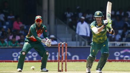 South Africa v Bangladesh, 3rd ODI, East London