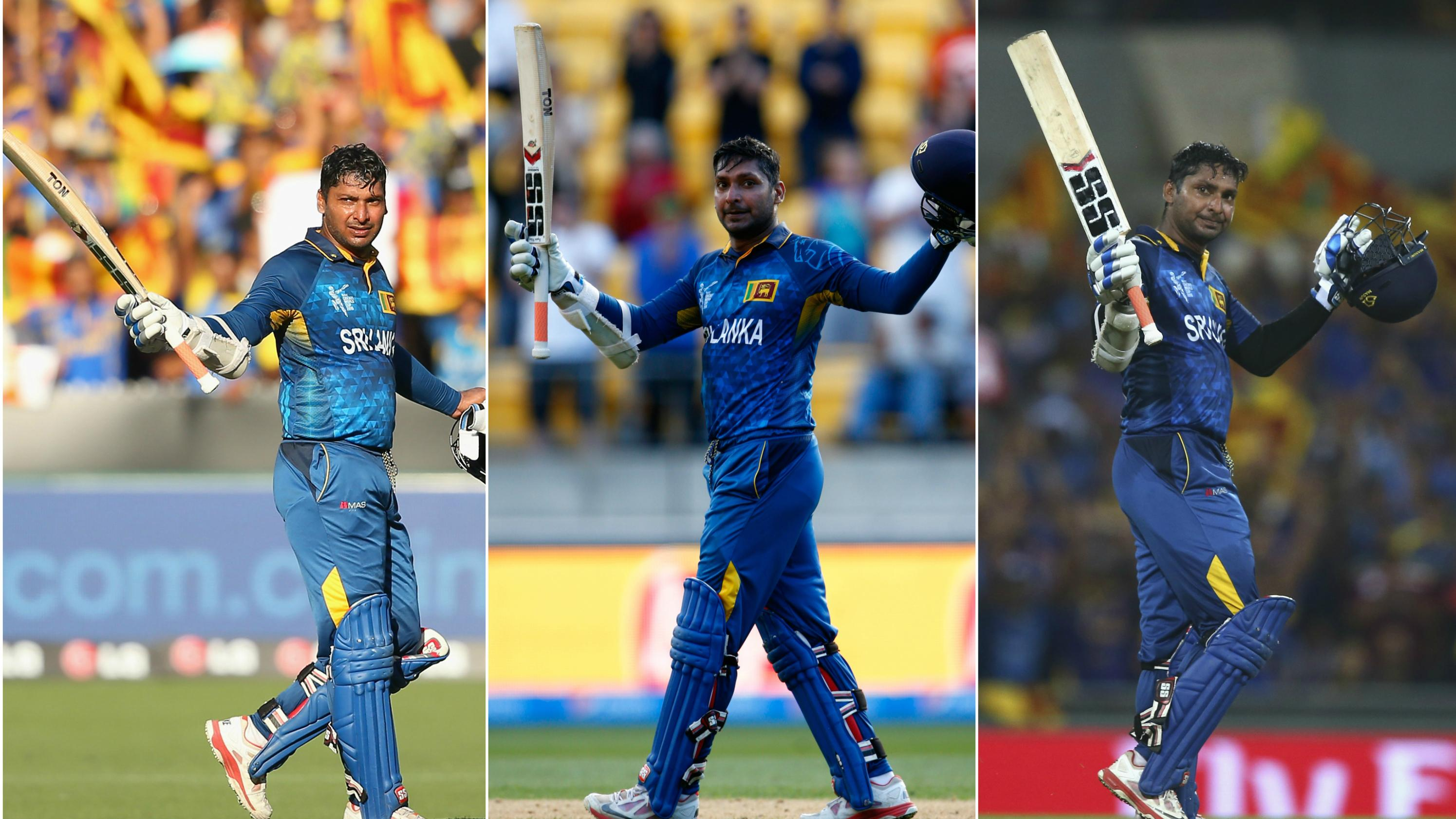 Celebrating Kumar Sangakkara's best CWC moments