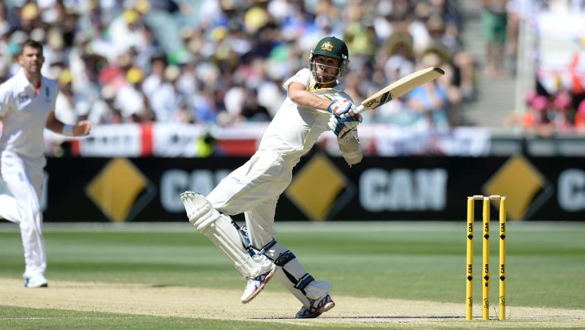 Nathan Lyon remained unbeaten throughout the 2013-14 Ashes series at home in Australia.