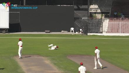 PNG v Hong Kong - Virat clip - Five wickets for Ahmed