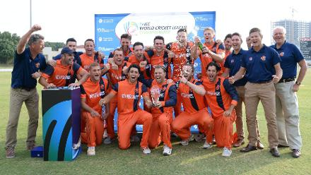 Netherlands came out victorious in the WCLC with 22 points against their name.