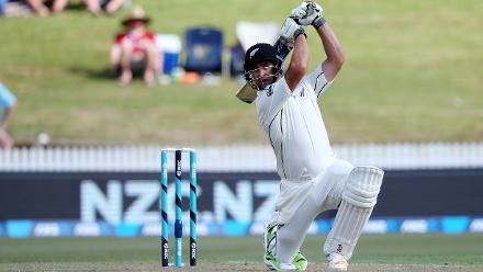 New Zealand v West Indies, 2nd Test, Day 1, Hamilton