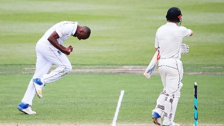 New Zealand v West Indies, 2nd Test, Day 3, Hamilton