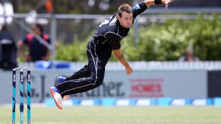 New Zealand v West Indies, 1st ODI, Whangarei