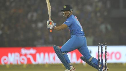 However, it was the unbeaten 68-run stand for the fourth wicket between MS Dhoni (39) and Manish Pandey (32) which took the game away from Sri Lanka