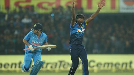 Nuwan Pradeep and Thisara Perera brought little solace with their late wickets with both bowlers taking two scalps each.