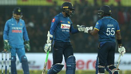 The second wicket partnership between Kusal Perera and Upul Tharanga was worth 109 runs.