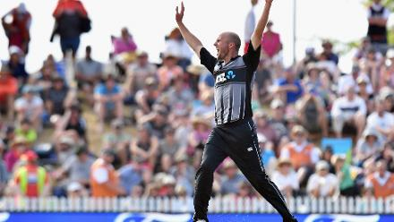 New Zealand v West Indies, 1st T20I, Nelson