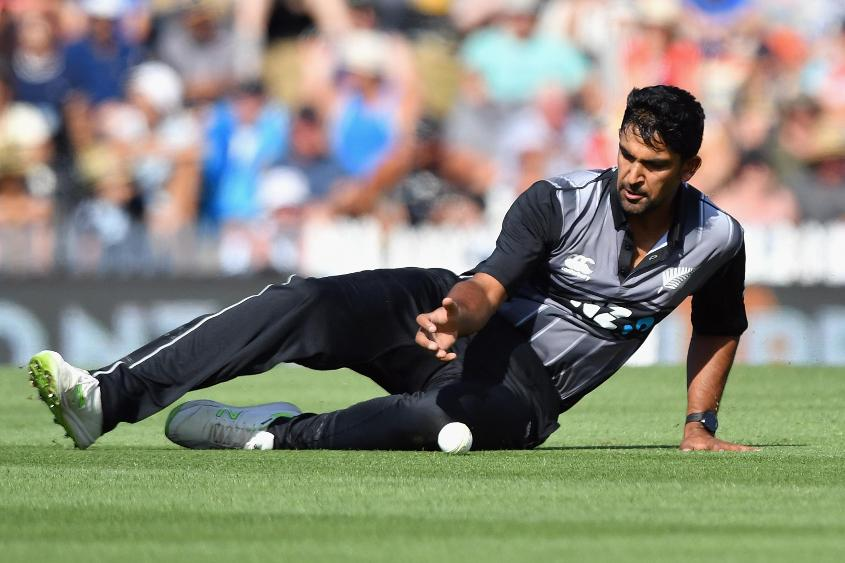 Ish Sodhi topped the bowlers' rankings for the first time in his career.