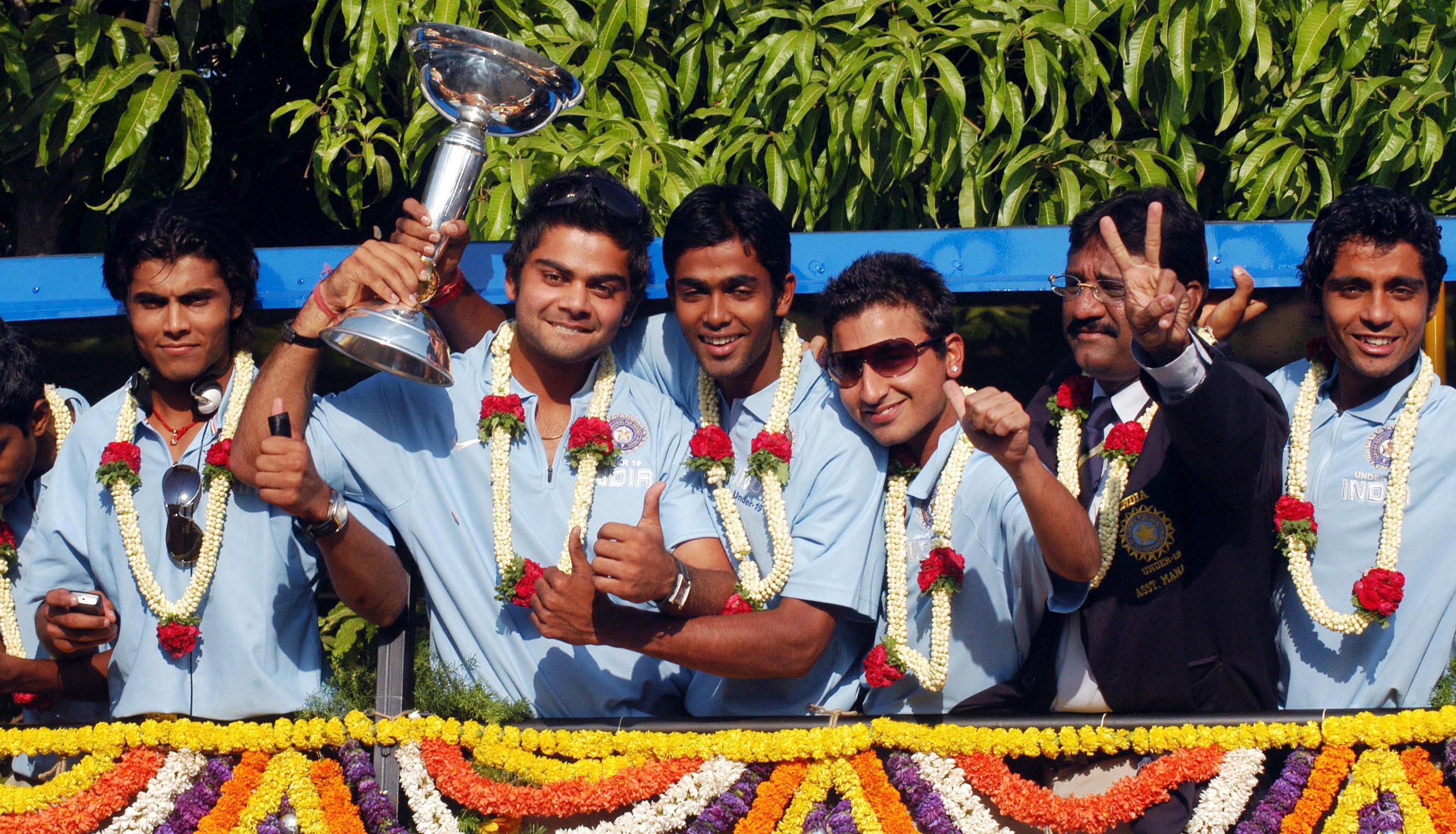 The Graduates – Virat Kohli