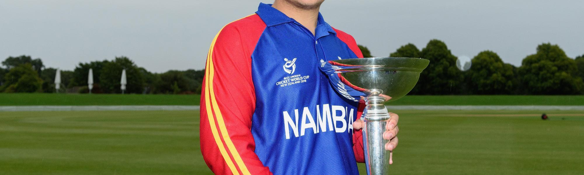 Namibia U19s - Nicol Loftie-Eaton
