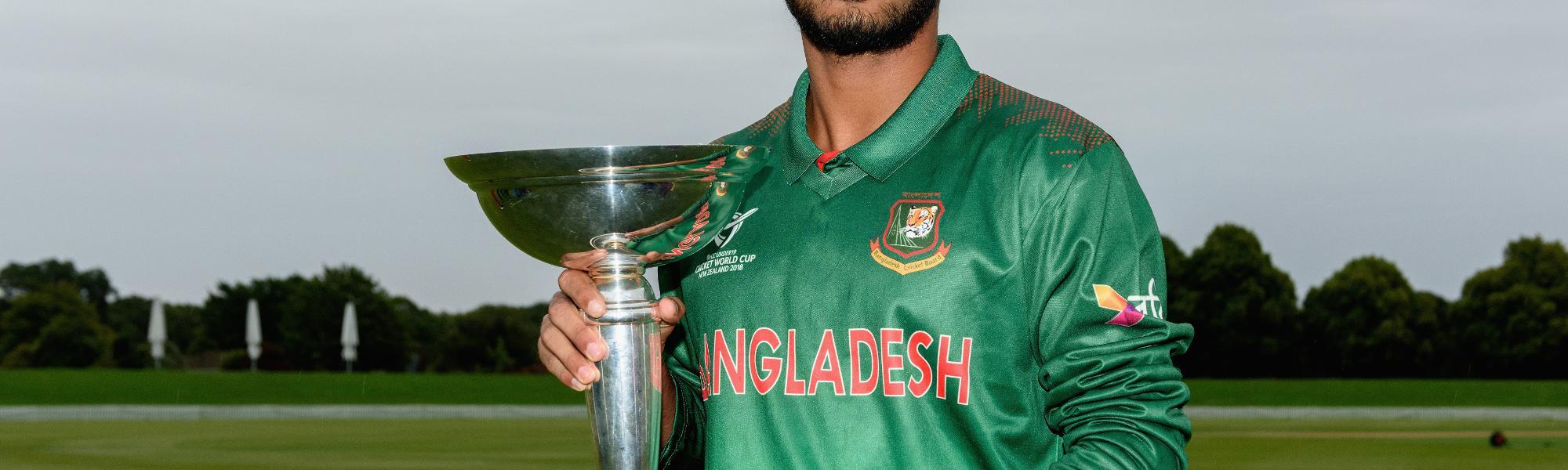 Bangladesh U19s - Saif Hassan