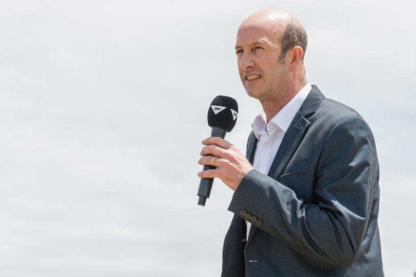 Former Blackcap Chris Harris is ready to be one of our U19CWC commentators