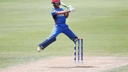 ICC U19 CWC: Afghanistan v Pakistan