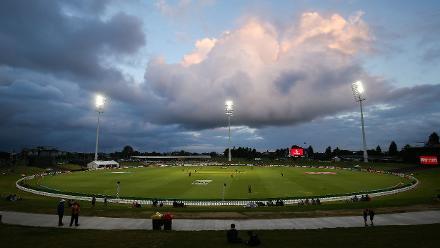 ICC U19 CWC: New Zealand v West Indies