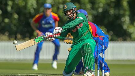 ICC U19 CWC: Bangladesh v Namibia