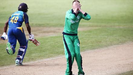 Match Highlights: Sri Lanka see off Ireland in Whangarei