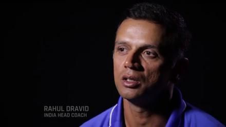 The inspirational Rahul Dravid