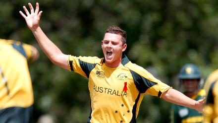Joah Hazlewood on his experience at the U19 Cricket World Cup