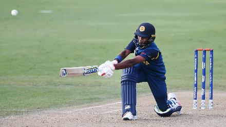 Dhananjaya Lakshan sweeps