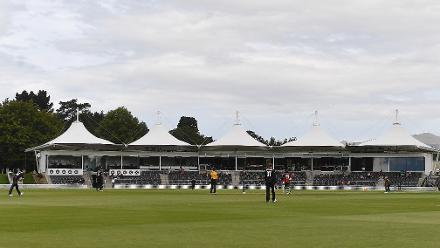 The Hagley Oval