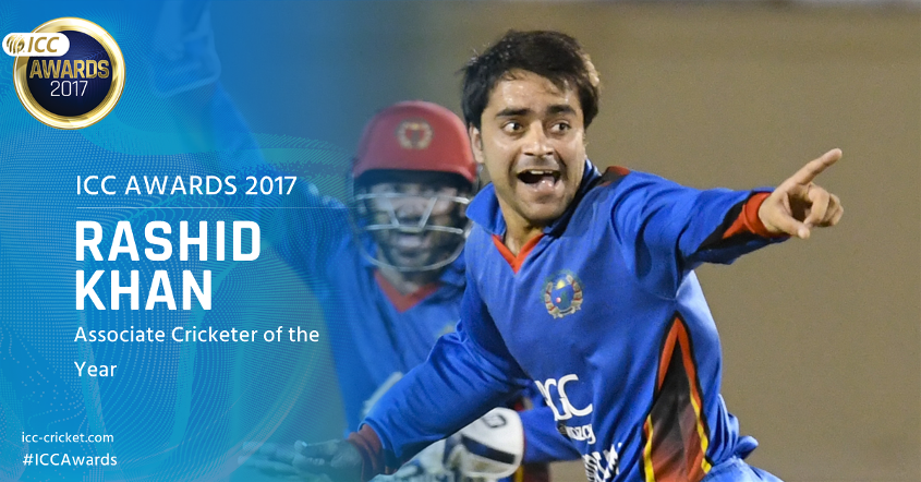 At just 19 years of age, it's incredible to think about what Rashid Khan may achieve in his career