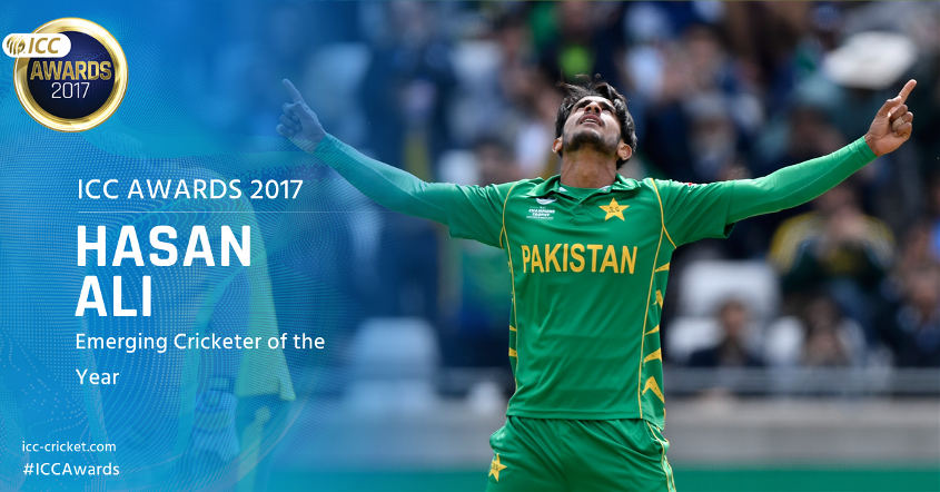 Hasan Ali has evolved from relative obscurity to a household name