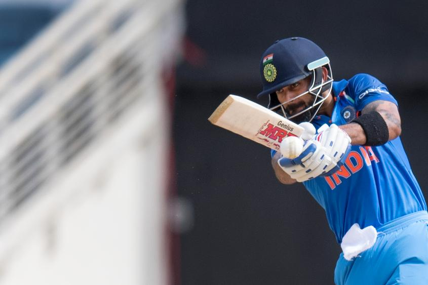 Kohli is taking one-day batting to new heights