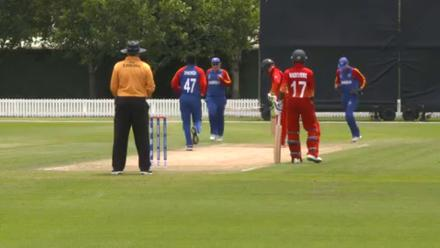 Match Highlights: Zimbabwe ease past Namibia's 113 to win by 7 wickets