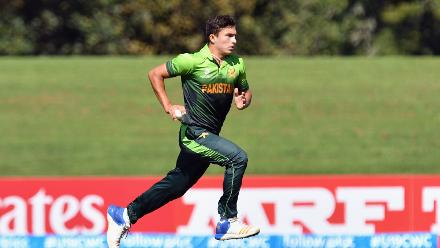 Mohammad Musa's 3/29 against South Africa at U19CWC
