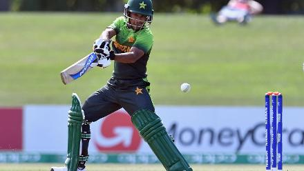 Pakistan's successful chase of 190 against South Africa at U19CWC