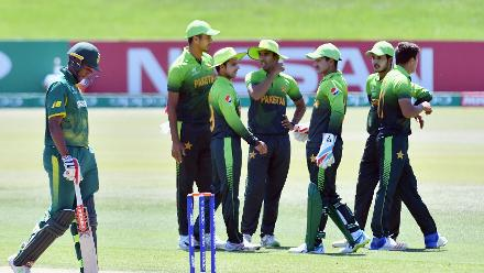 Match Highlights: Pakistan overcome South Africa for a U19CWC Super League semi-final spot