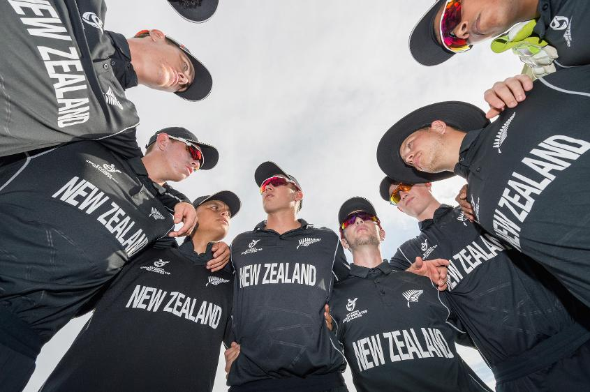 New Zealand were unbeaten in the tournament until they met the mighty Afghans...