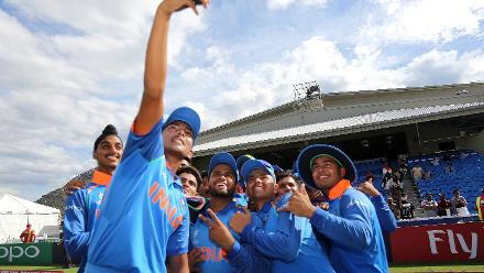 WATCH: Highlights as India beats Bangladesh to move into the U19CWC semi-finals