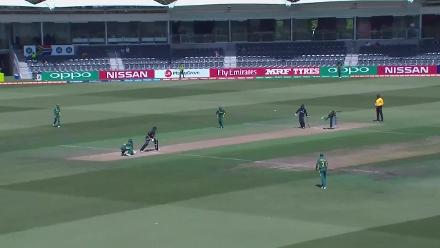 Kaylum Boshier is caught for 27 against South Africa
