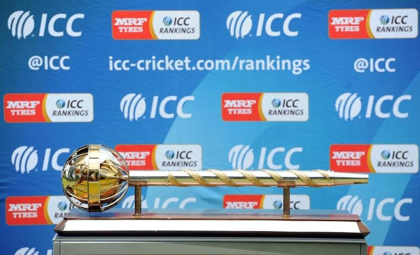 India keep hold of the ICC Test Championship mace